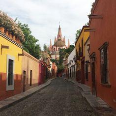 San Miguel de Allende, Queretaro, Mexico