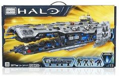 ★ HALO MEGA BLOKS FORWARD UNTO DAWN SET 97117 NEW SEALED EXCLUSIVE FREE SHIPPING http://cgi.ebay.com/ws/eBayISAPI.dll?ViewItem&item=191027033579