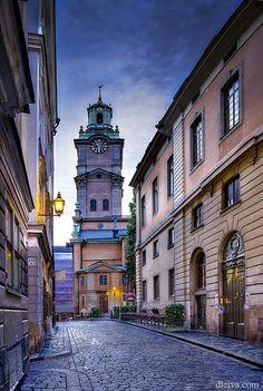 Un mundo por descubrir: Stockholm Cathedral (Sweden)