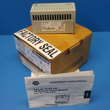 New Allen Bradley 1794-IV16 Ser A Rev A01 Flex I/O 24 VDC Source Input NIB (MM0345-1). See more pictures details at http://ift.tt/2dc9XG8