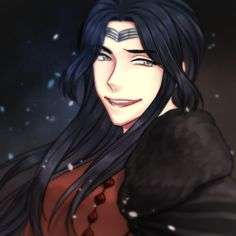 Fëanor - There was a time when he used to smile. A time of joy and light. A far away time.