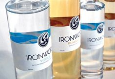 Lynne MacKay and Pierre Guevremont of Ironworks Distillery in Lunenburg, N.S., are one of our 20 Artisans participating in the Artisan Incubator | Vodka and rum from Ironworks Distillery.
