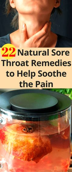 A sore throat can be a royal pain in the uh…throat. Like blinking, we never notice how much we swallow until we start paying attention to it, and when it hurts like nobody's business, it's kind of difficult not to pay attention. But before you go getting down about how long you're going to have …