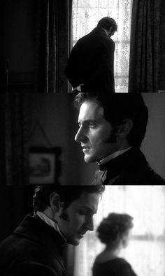 Richard Armitage as John Thornton in North & South -I don't want to possess you! I wish to marry you, because I love you! Elizabeth Gaskell, Best Love Stories, Love Story, Jane Austen, John Thornton, Look Back At Me, Because I Love You, North South, Richard Armitage