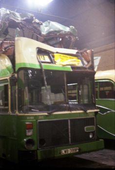 085 New Street Bluebird Buses, Bus Coach, Coaches, Blue Bird, Volvo, Edinburgh, Scrap, Van, Street