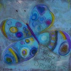 Jane Monica Tvedt - Empire of heart: Følg dine drømmer - Follow your dreams