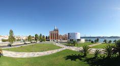 360º Virtual Visit to Museu da Electricidade, Portugal - via www.visitasvirtuais.com