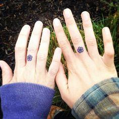 21 Adorable Photos of Mother Daughter Tattoos