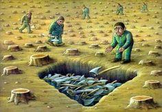 deforestacion - medio ambiente From Practicamos Español - Learn Spanish- on Facebook - great resource!
