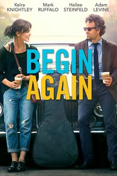 Critics Consensus: Writer-director John Carney's return to musical drama isn't quite as potent as it was with Once, but thanks to charming work from its well-matched leads, Begin Again is difficult to resist.