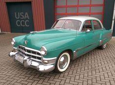 Cadillac Sedan de Ville v8 Automatic - 1949