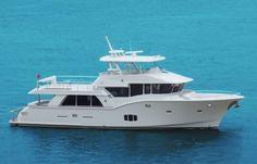 Cool Trawler Yacht