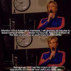 "#Glee 6x07 ""Transitioning"" - Sue"
