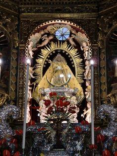 EL BLOG DE MARCELO: Día de Canarias: 7 islas, 7 nombres de María  Virgen de las Nieves, patrona de La Palma