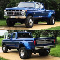 old ford trucks 4x4 Trucks, Old Ford Trucks, Old Pickup Trucks, Diesel Trucks, Custom Trucks, Lifted Trucks, Cool Trucks, Lifted Ford, Ford Diesel