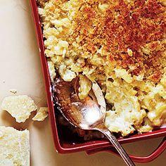 Truffled Mac and Cheese | MyRecipes.com