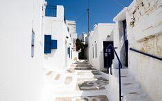 Streets of Chora, Astypalea (Greece) © Nisa Maier Hotels, Greece, Island, Landscape, Travel, Last Minute Vacation, Greek Islands, Greece Country, Scenery