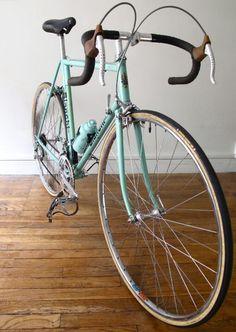 Bianchi classic road bike