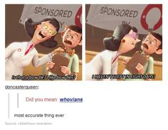 Furthermore, what is Meet the Robinsons about?  Time travel.