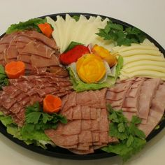 Cold Platter - Euro Grill - Zmenu, The Most Comprehensive Menu With Photos