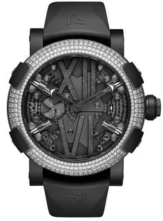 RJ-ROMAIN JEROME Steampunks Get Precious in the Titanic-DNA Collection (PR/Pics http://watchmobile7.com/data/News/2013/08/130820-romain_jerome-Steampunks_titanic-dna.html) (4/6) #watches @R J Romain Jerome