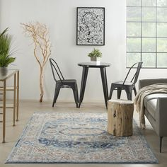 Create a sense of tranquility with the sophisticated Concerto collection. Its subtle, mineral-inspired colors mirror the beauty of natural stone with a dash of artful elegance. Put your home in the vanguard of contemporary décor with this compelling collection of area rugs. Living Room Decor Inspiration, Machine Made Rugs, Contemporary Decor, Blue Area Rugs, Colorful Rugs, Mineral, House, Inspired, Mirror