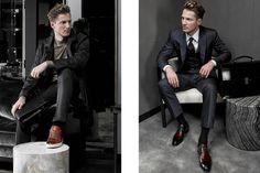 Sanahunt Autumn/Winter 2014 Men's Lookbook | FashionBeans.com