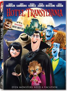 Welcome to Hotel Transylvania, Dracula's lavish five-stake resort, where monsters and their families can live it up and no humans are allowed. One special weekend, Dracula (Adam Sandler) has invited a...
