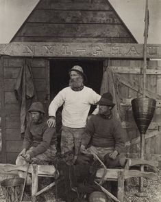Peter Henry Emerson (English, East Coast Fishermen, ca. Born in Cuba to an American father and English mother, Peter Henry Emerson returned to. House Photography, History Of Photography, Old Pictures, Old Photos, Vintage Photographs, Vintage Photos, Rockabilly, Museum Collection, Emerson