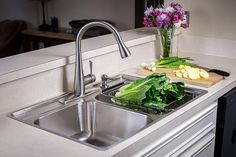 Franke Fast In Sink : Frankes Fast-In quick install sink series is 20% off at Lowes ...