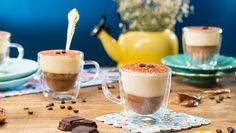 Raiza Costa ensina a fazer doce a base de café que é um clássico italiano