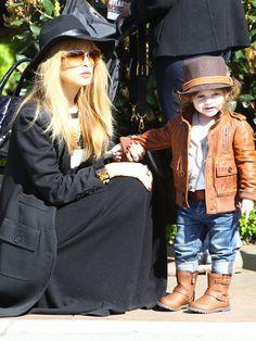 Rachel Zoe & Son Skyler Berman Shop Til' They Drop — CutePic