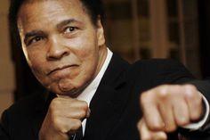 Muhammad Ali hier auf einem Foto aus dem Jahr 2006. Die Legende kämpfte nach ihrem Karriereende gegen die Parkinson-Krankheit