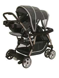 Shop Today For Graco Ready2Grow Click Connect LX Stroller Glacier Deals On Baby Gear