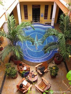 La Brisa Loca hostel, Santa Marta, Columbia