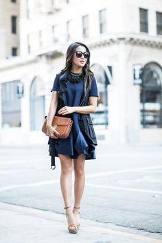 Easy Summer :: T-Shirt dress
