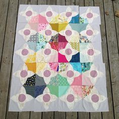 meadow quilt - Google Search