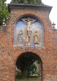 Jesuskreuz in Köln Esch, Foto: S. Hopp