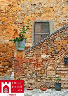 Sfeervol hoekje in een van de mooiste dorpjes van Toscane!
