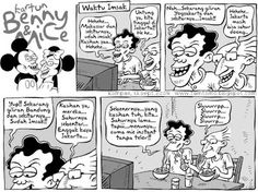 Benny and Mice. Kompas, 13.09.2009: Waktu Imsak