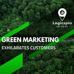 "Green Marketing has become an upcoming trend these days. People value your opinions towards making the world a better place to live , so using ""eco-friendly"" packaging or emphasising on sustainable development is a good way to win over others in the branding race.  #LogicspinServicesLLC #digitalmarketing #branding #brands #marketingstrategy #advertising #brandingagency #brandimage #brandloyalty #socialmedia #smm #seo #sem #brandmanagement #sales #salespromotion #marketingmix"