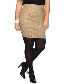 I am liking this skirt!  Forever 21