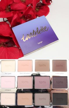 Phyrra reviews the tarte Tartelette palette! Find out why this matte neutral palette is such a great value!