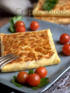 Ramadan Recipes 95578 Salted pancakes with cheese and bacon, to prepare quickly Brunch Recipes, Easy Dinner Recipes, Breakfast Recipes, Pancake Recipes, Cas, Ramadan Recipes, Food Inspiration, Vegetarian Recipes, Food And Drink