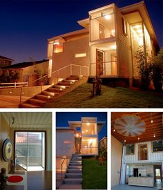 Shipping container homes? = cargotecture fl00dy