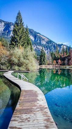 2-Seen-Wanderung vom Crestasee zum Caumasee   Reisememo