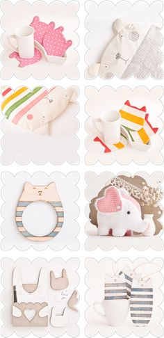 Julia Wine, Homemade homewares, pillows, coasters, toys, placemats, magnets, cats, rabbits