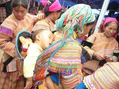Bac Ha market on sunday - Vietnamtypicaltours