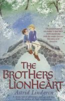 The Brothers Lionheart - Astrid Lindgren - Bok Best Books To Read, Good Books, My Books, Lion Love, Pippi Longstocking, Adventures In Wonderland, Best Investments, Read Aloud, Love Book
