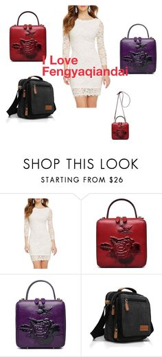 """I Love Fengyaqiandai"" by houseofhello ❤ liked on Polyvore"
